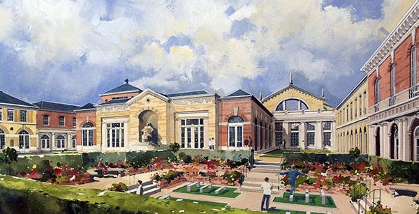 Stanford Hall Updates