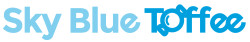 sky blue toffee logo